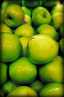 green apples by SF224