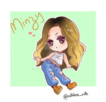 Minzy by RuthlessG