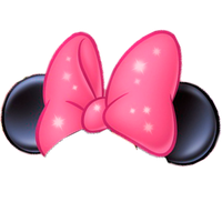 Orejas Minnie Mouse -PNG by maribiebs