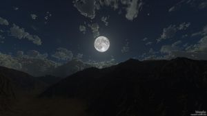 Moonglow by nethskie