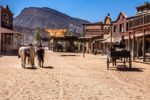 Far west by MissPoc