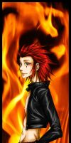 Axel day 2011 by x-Lilou-chan-x