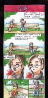 Cherry Comic by elquijote