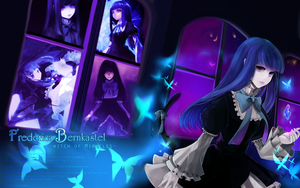 Wallpaper Frederica Bernkastel by xXxRisachanxXx