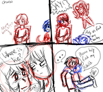 TAMA IS MISSING (Badly Drawn Comics - PT 2/5) by Oruroo