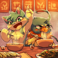 Winterramen by Aishishi