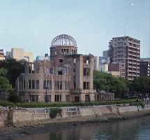 Atomic Bomb Dome IV by GrinningPhD