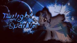 :RQ: TwilightSparkle86 YouTube Banner by iamthemanwithglasses