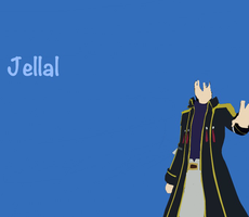 jellal wallpaper by ElodieTheFox051400