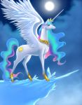 Princess Celestia by Jack-a-Lynn
