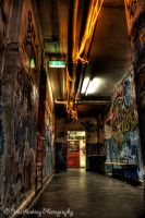 The colored mile HDR by xMAXIx