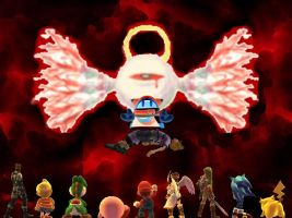 Super Smash Bros. Universe screenshot 20 (FINAL!!) by RoxasXIIkeys