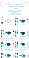 Eye Tutorial by Yettyen