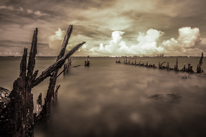 Lost Dock by TimGrey