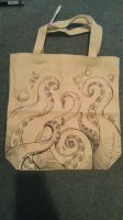 Tentacle bag by Armadria