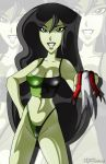 Shego's Vacation by XJKenny