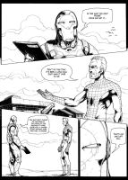 Spider Man sample page 01 by erdna1