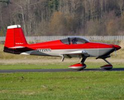 VANS RV-9A Taxi by shelbs2