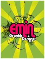 Graphic Designer by Emindeath