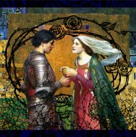 Tristan and Isolde by MarianaFuzaro
