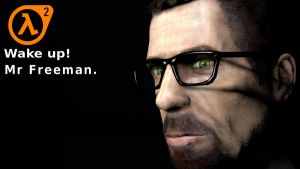 FREEMAN by MrFriedLemons