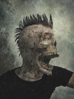 Punk Is Dead by MyopicMephitic