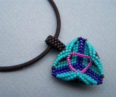 UFO pendant: Teltak by Bright-Circle