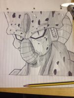 Cell Sketch by tom55200