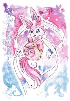 Sylveon's Magic by Meep-and-Mushrat