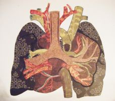 Lungs Collage by Melon105