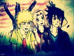 MY LOVELY TEAM 7 by Kati-Hinata