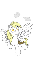 Derpy Hooves (sample) by thepiplup