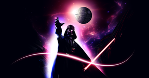 The Dark Side of the Force by RageKG