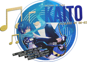 Kaito - Signature by nonmagicalboy