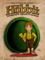 Bilbo The Hobbit by joaoMachay