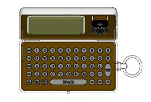 Steampunk mobile phone sketchup output 06 by Technohippy