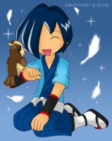 Falkner by NightComet