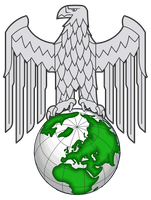 Insignia of the Anti-Commintern-Pact by TiltschMaster