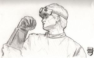 Dr. Horrible by jsos
