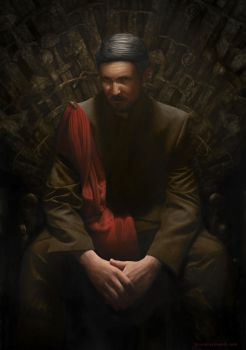 Petyr Baelish by cerkvenik