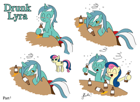 Drunk Lyra - Part 1 by Fluke77