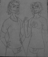 .:Game Grumps:. Arin and Danny XD by Sparkle-the-cat-13