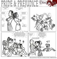 DAO: Pride and prejudice by SoniaCarreras