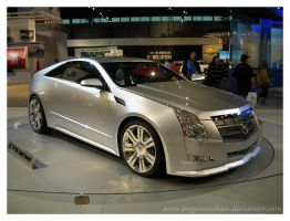 Cadillac CTS Coupe Concept by FragmentChaos