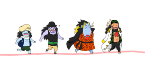 one piece: fishmen FTW by inano2009
