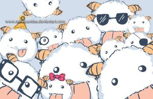 Poro Party by AsianPanties