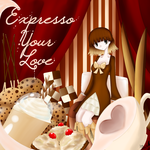 Expresso Your Love Cd Front by xxRisunaxx