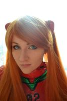 Asuka Langley: Chance by MaryjaneDesignStudio