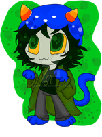 .:Nepeta:. by Lord-Hon