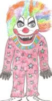 Can't Sleep Clown Will Eat Me by therealmoshmonkey